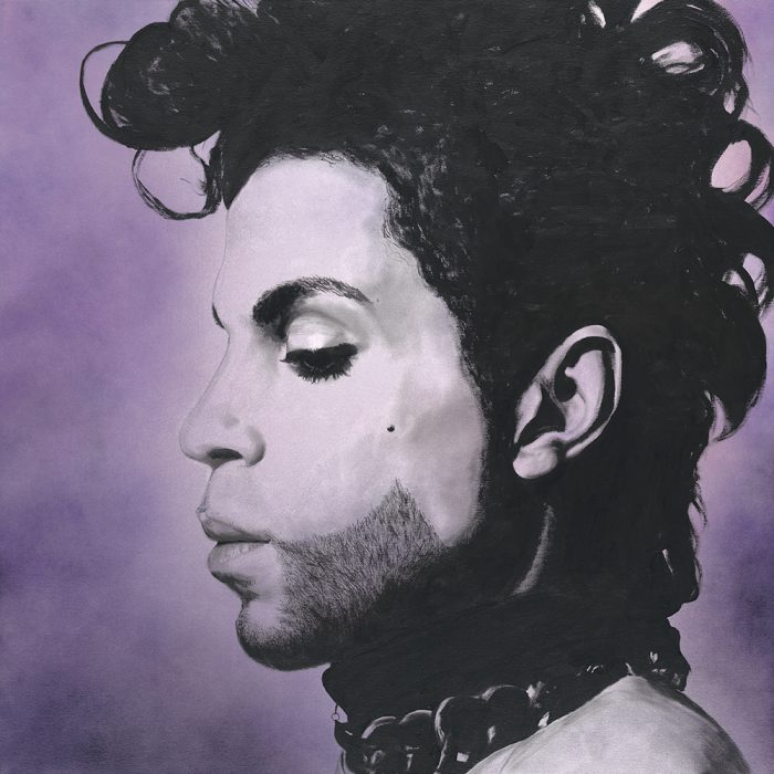 Painting of Prince