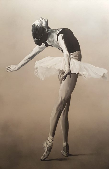 Portrait of a Ballerina