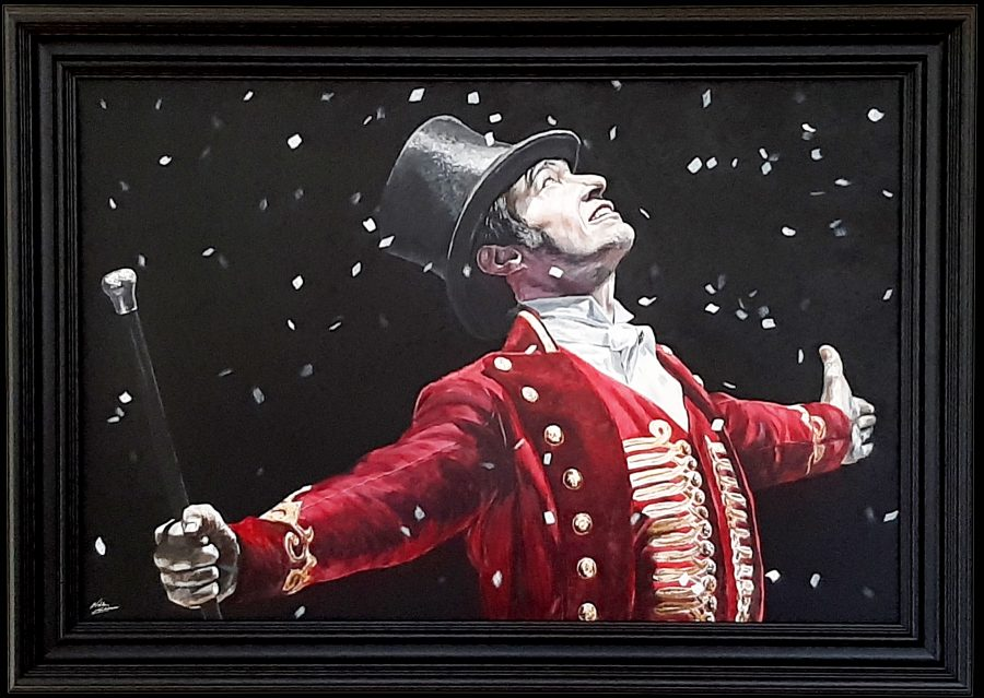 Portrait of The Greatest Showman