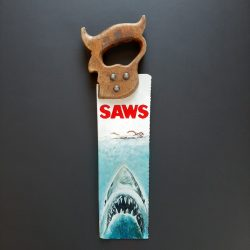 Jaws painting saws